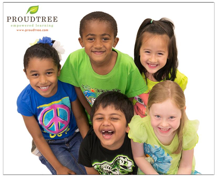 Proudtree Empowering Children